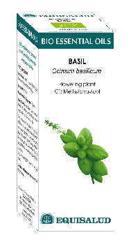 BIO ESSENTIAL OIL BASIL